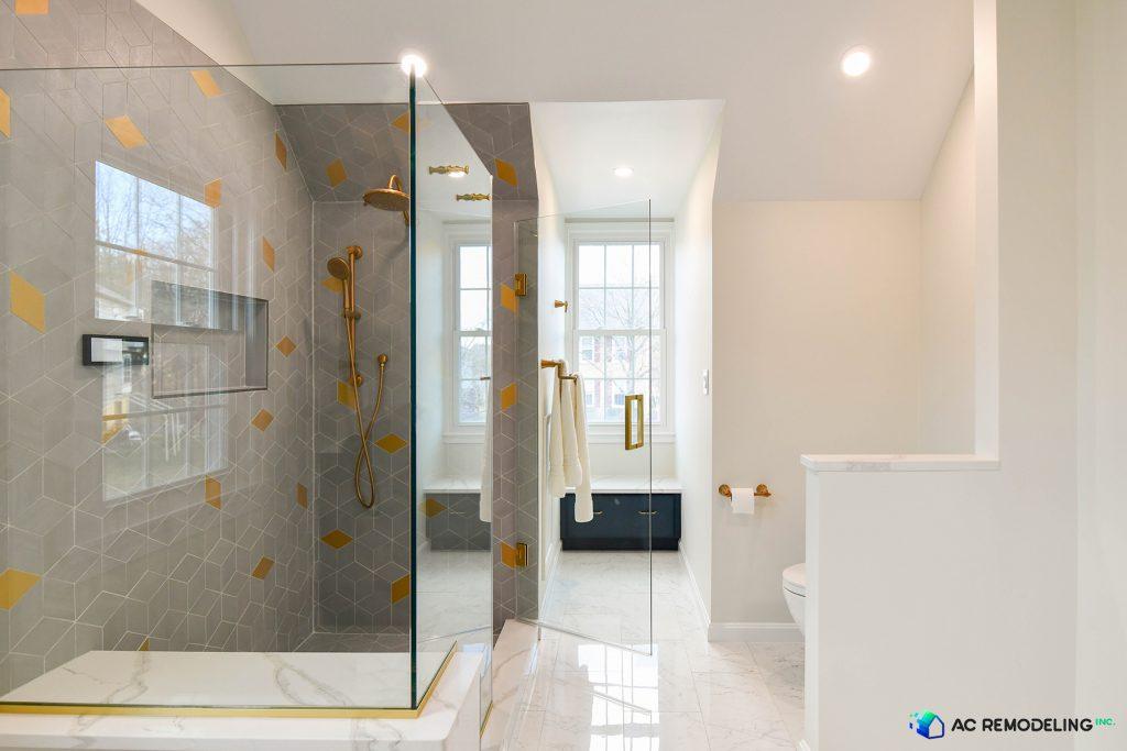 Modern and Smart Master Bathroom