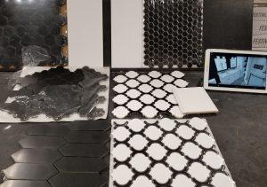 bathroom remodeling materials